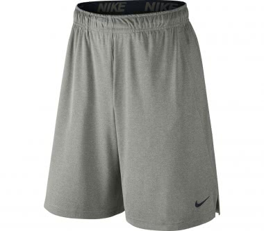 Nike - Fly 9 Inch men's training shorts (grey)