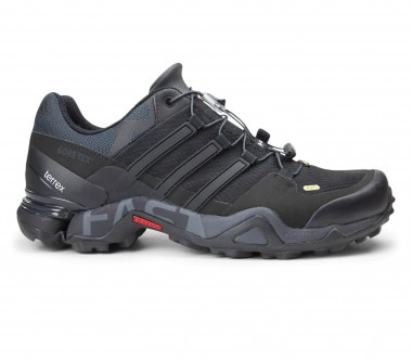 Adidas - Terrex Fast R Gore-Tex men's multi-sports shoes (black/dark grey)