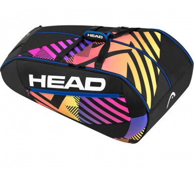 Head - Radical LTD Monstercombi tennis bag (multi-coloured)