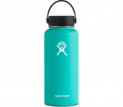Hydro Flask - Wide Mouth stainless steel bottle (green)