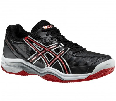 Asics - Gel-Challenger 9 Clay Men´s Tennis shoes (black/red)