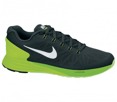 Nike - Lunarglide 6 men's running shoes (turquoise/green)