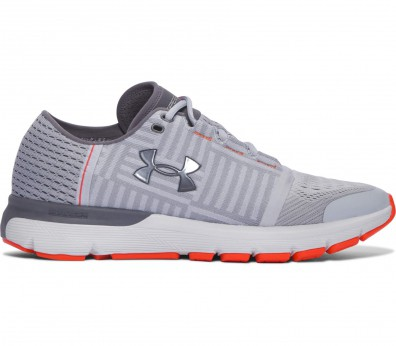 Under Armour - Speedform Gemini 3 men's running shoes (grey/white)
