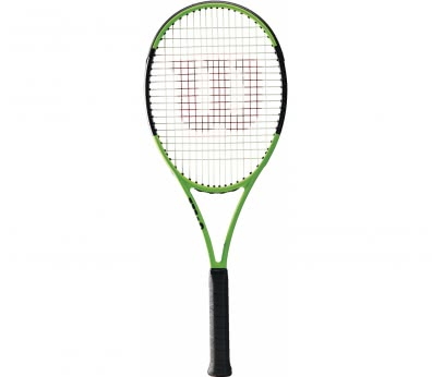 Wilson - Blade 98L (unstrung) Reversed tennis racket (green/black)