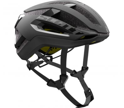 Scott - Centric PLUS Unisex Bike helmet (black)