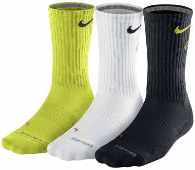 Nike - DRI-FIT Fly Crew running socks