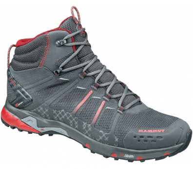Mammut - T Aenergy Mid GTX® men's hiking shoes (grey)