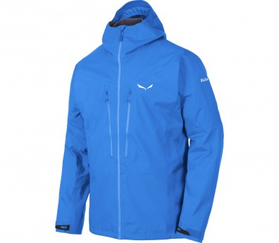 Salewa - Pedroc GTX Act men's 3-layer shell jacket (blue)