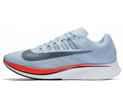 Nike - Zoom Fly chaussures de running pour hommes (bleu clair)