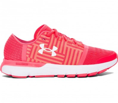 Under Armour - Speedform Gemini 3 women's running shoes (light red/white)