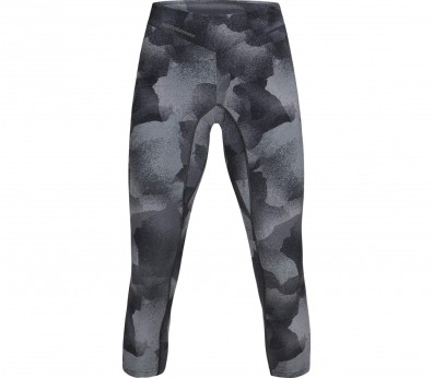 Peak Performance - Print Cropped women's running pants (grey)