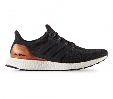 Adidas - Ultra Boost LTD men's running shoes (black/bronze)