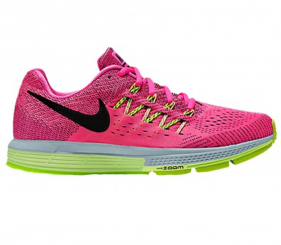 Nike - Air Zoom Vomero 10 women's running shoes (pink/green)