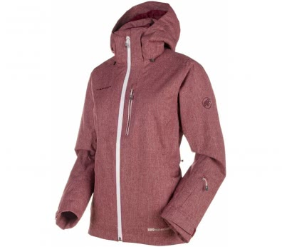 Mammut - Stoney HS Thermo women's skis jacket (brown)