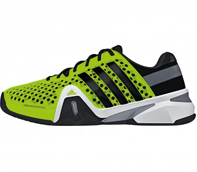 Adidas - Adipower Barricade 8  Clay men's tennis shoes (green/black)
