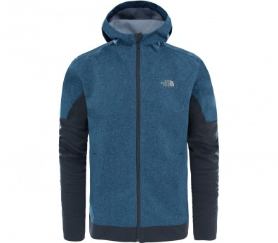 The North Face - Kilowatt men's training jacket (blue/black)