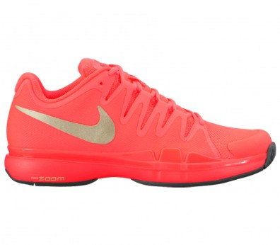 Nike - Zoom Vapor 9.5 Tour women's tennis shoes (orange)