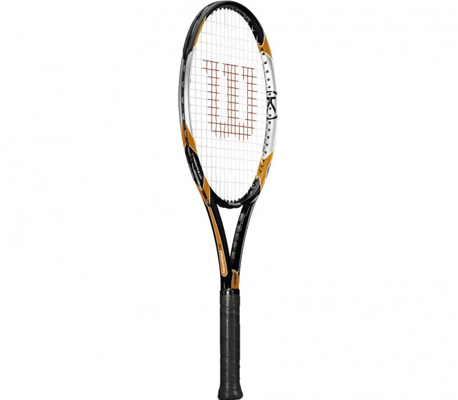 Wilson - K Fronton orange (strung)