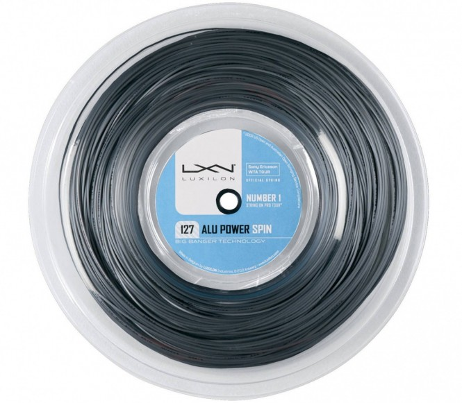 Luxilon - large Banger Alu Power Spin - 220m