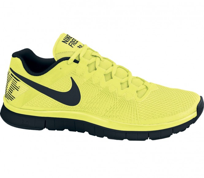 nike free trainer 3 0 180 s neon green black fitness