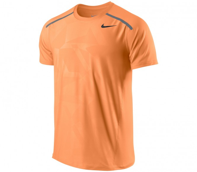 Nike - Rafa Finals Clay Crew orange - SU12