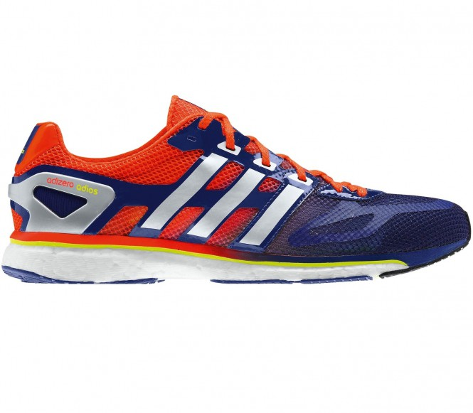 Adidas - Men running shoes adizero Adios Boost - HW13