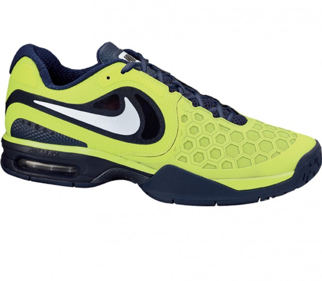 sports shoes 92af6 66e63 ... rafael nadal us open 2011 . ... nike air max courtballistec 4.3 nadal .  ...
