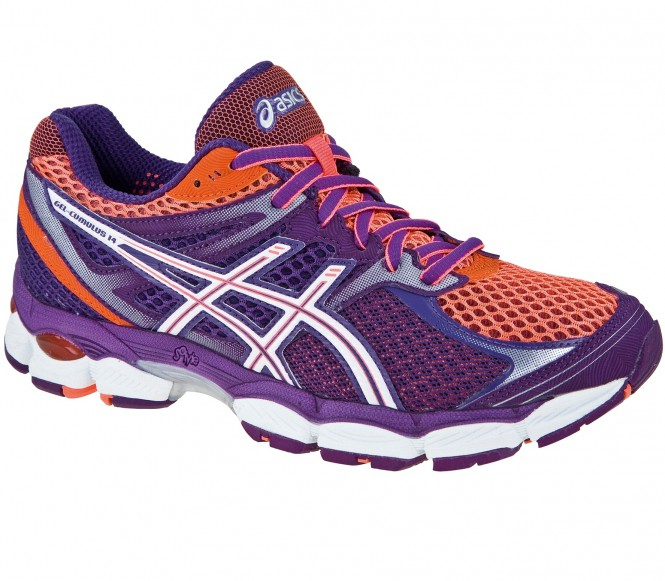 Asics - Womens Running Shoe Gel Cumulus 14  - HW12
