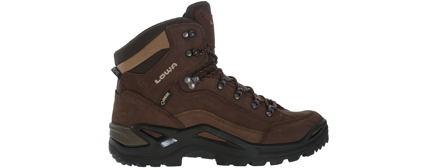 Lowa - Renegade GTX Mid men's multi-function shoes (brown)