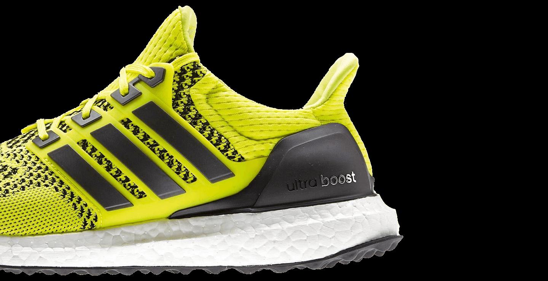 adidas ultra boost gelb