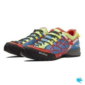 The ultimate combination of comfort and function, while being leightweight. With the Salewa Wildfire...