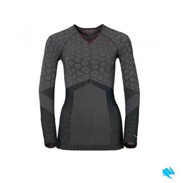 The new seamless Evolution Blackcomb sportswear from Odlo provides athletes with a new dimension of ...