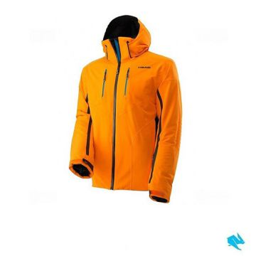 We warmly welcome the new @head_ski AD 1 ski jacket that not only keeps you dry all the time but als...