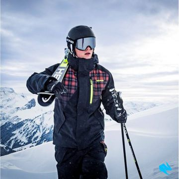 Good ski clothing isn't phased by the elements and therefore ensures you have a great time on the sl...