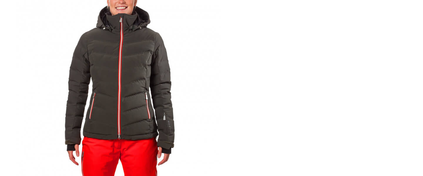 Ski clothing from J. Lindeberg