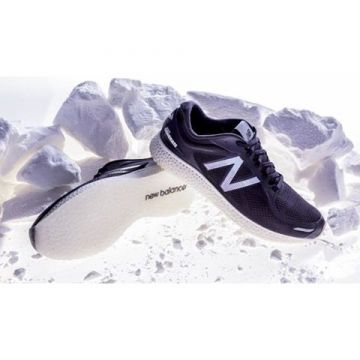 New Balance unveils the future of running with the Zante Generate shoe, the first High Performance r...