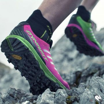 The Feline Vertical Pro by @dynafit is a shoe for mountain-running professionals and competing athle...