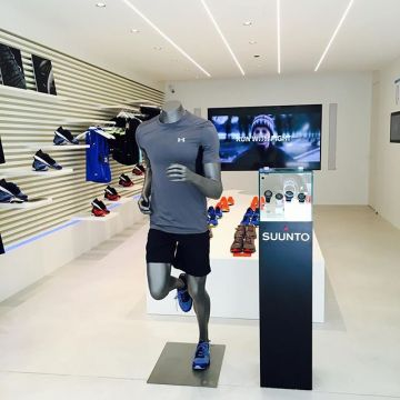 It's @underarmour and @suunto week in our store?? We are looking forward to your visits. Tomor...
