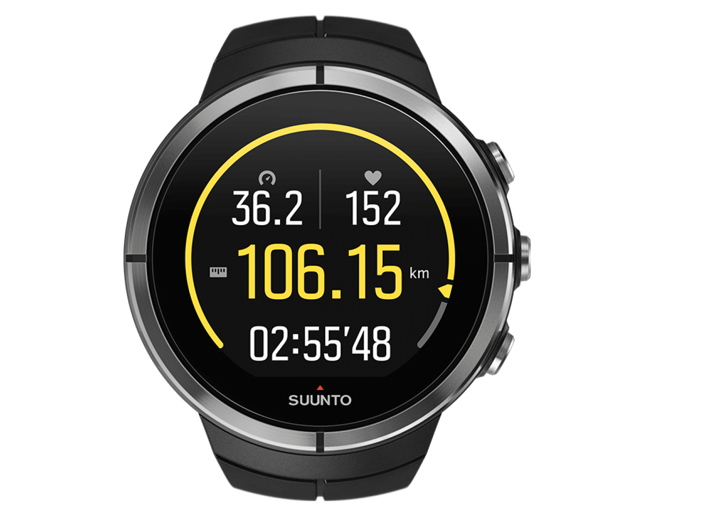 suunto spartan ultra hr outdooruhr schwarz im online shop von keller sports kaufen. Black Bedroom Furniture Sets. Home Design Ideas