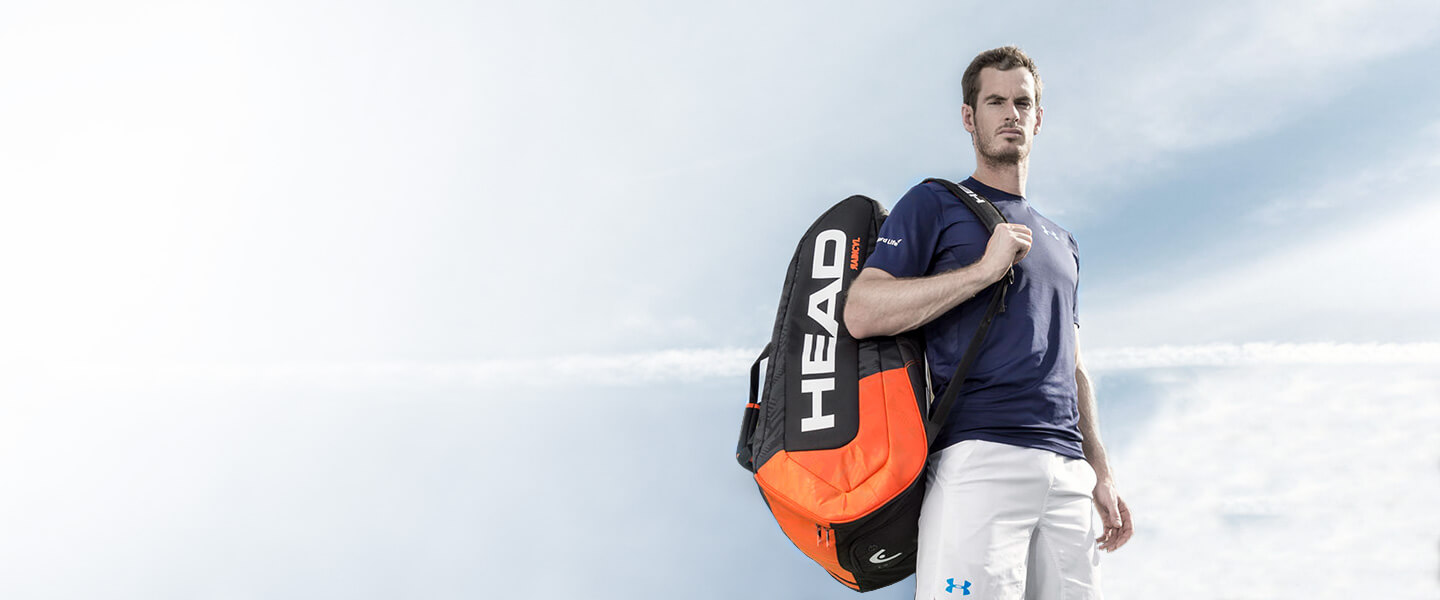 Styles, equipment and rackets from the legendary brand