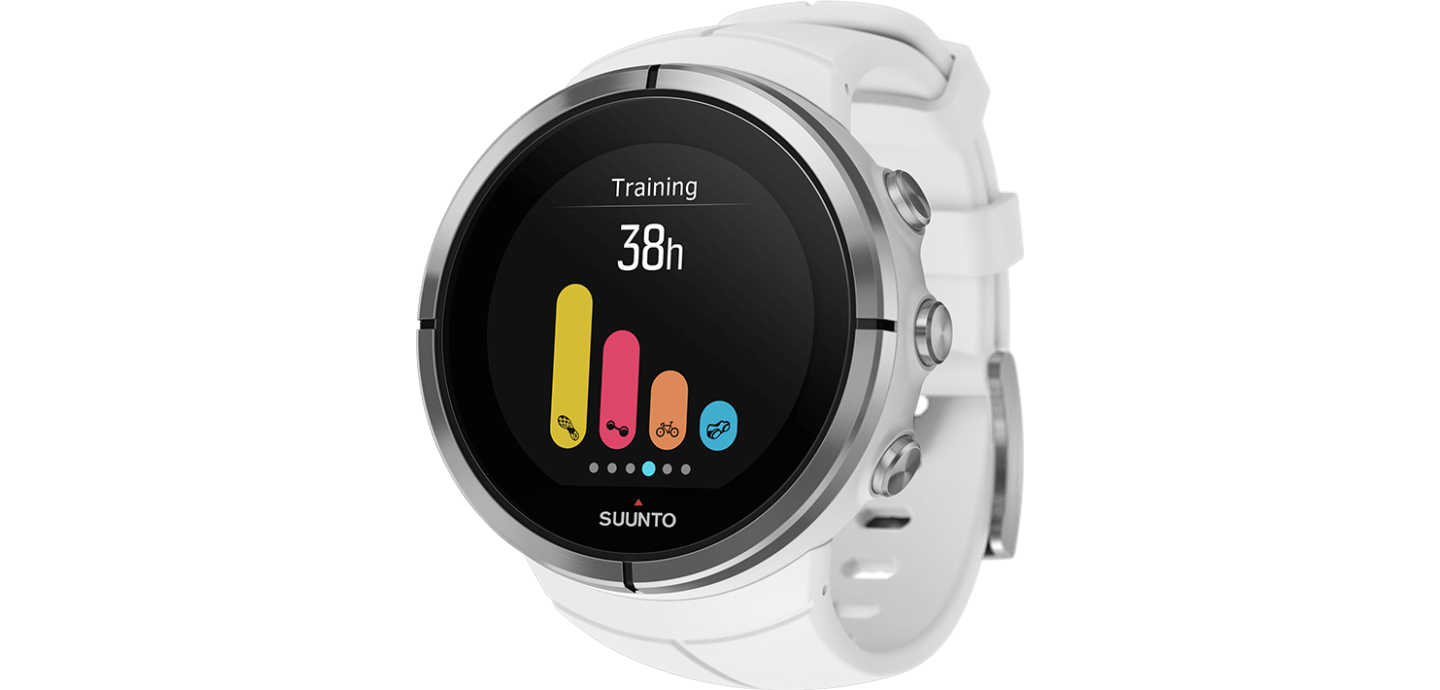suunto spartan ultra hr outdooruhr wei im online shop von keller sports kaufen. Black Bedroom Furniture Sets. Home Design Ideas