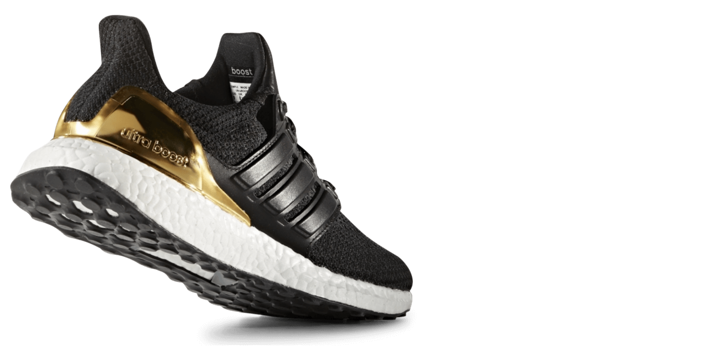 adidas ultra boost damen gold