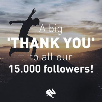 We reached the 15k mark. ??? Thank you to every single one of you. ?? For our 15.000t...