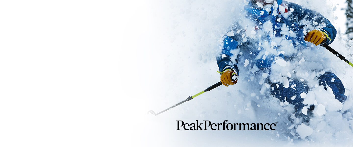 Functional clothing for the winter sports season