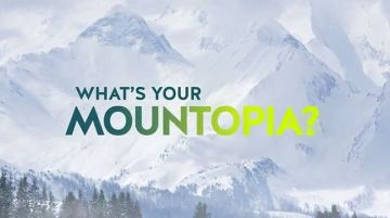 Until 8th January you still have time to realise your dream, your personal project, your Mountopia! ...