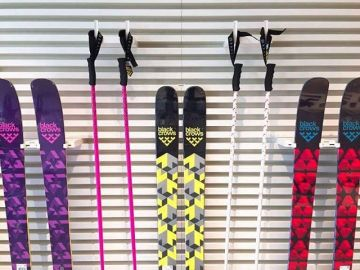 We currently have freeride ski from @blackcrows_skis in the Keller Sports Store in Munich-> check ou...