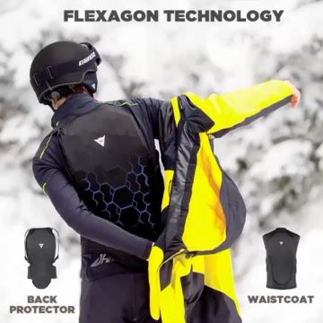 Keep yourself save with the awesome Flexagon protection by our new partner @daineseofficial. The bac...