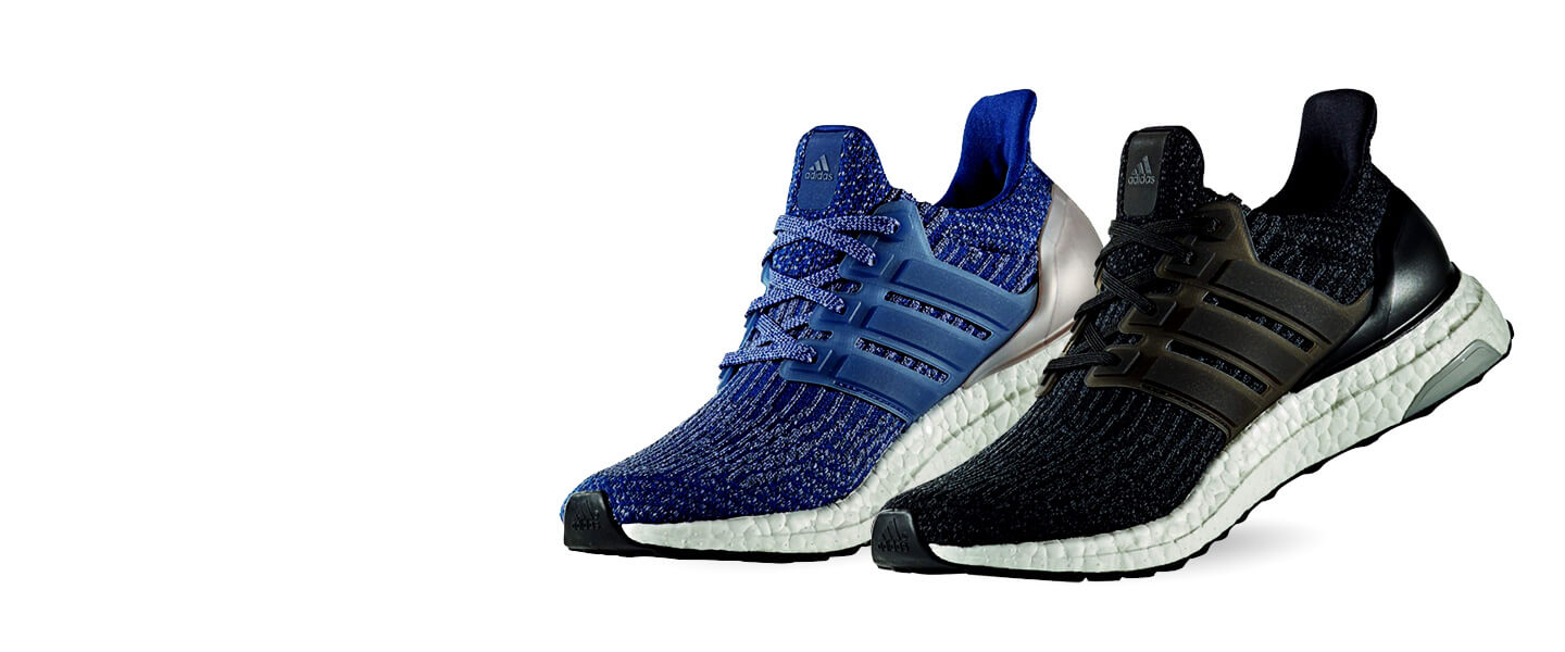 Exclusive Ultra Boost running shoes and many more adidas new arrivals