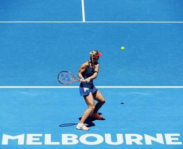 The @australianopen have started. ??? Last years winner @angie.kerber won her first match a...