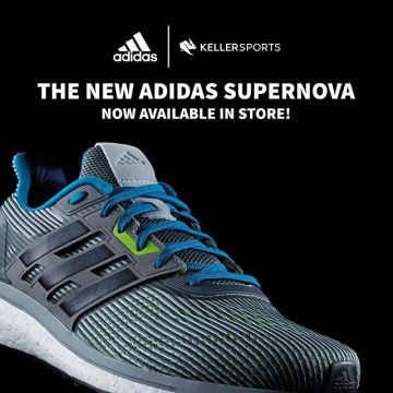Now at the Keller Sports Store in Munich- the @adidas supernova running collection ? ? Until 2...